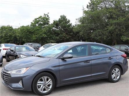 2019 Hyundai Elantra Preferred| Lane Keep| Blindspot Detect| Backup Cam (Stk: 5445) in Stoney Creek - Image 2 of 19