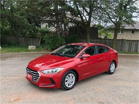 2017 Hyundai Elantra LE| B-Tooth| Heat Seat| $72 weekly (oac)| Auto (Stk: 5431) in Stoney Creek - Image 2 of 19