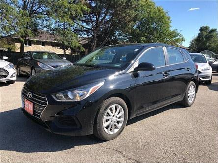 2019 Hyundai Accent Preferred/APPLE CARPLAY/BACKUP CAM/BLUETOOTH (Stk: 5516) in Stoney Creek - Image 2 of 21