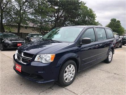 2015 Dodge Grand Caravan $80 weekly (oac) LOW KM!!| 7 passenger| call today (Stk: 5482) in Stoney Creek - Image 2 of 20