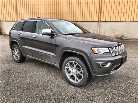 2020 Jeep Grand Cherokee Overland (Stk: 2190) in Windsor - Image 1 of 13