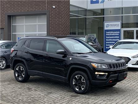 2017 Jeep Compass Trailhawk (Stk: H5452) in Toronto - Image 2 of 30