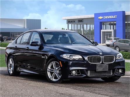 2014 BMW 5 Series 528i xDrive (Stk: 109345B) in Markham - Image 1 of 28