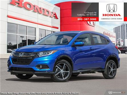 2020 Honda HR-V Sport (Stk: 20523) in Cambridge - Image 1 of 24