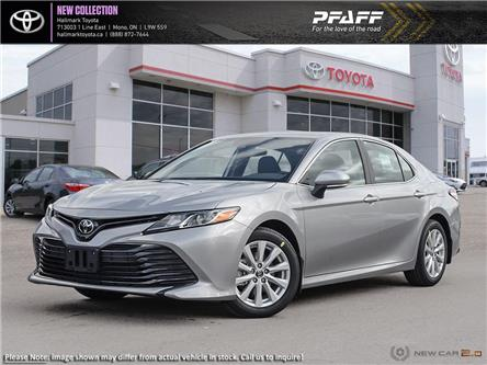 2020 Toyota Camry 4-Door Sedan LE 8A (Stk: H20231) in Orangeville - Image 1 of 24