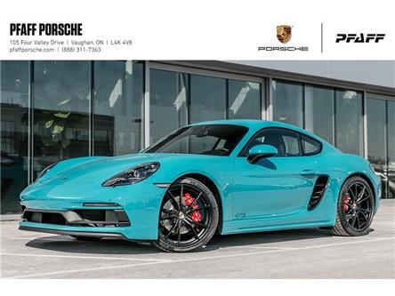 2018 Porsche 718 Cayman GTS PDK (Stk: PD12810) in Vaughan - Image 1 of 21