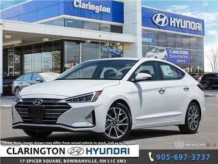2020 Hyundai Elantra Ultimate (Stk: 19854) in Clarington - Image 1 of 24