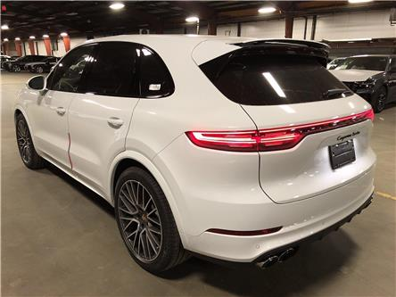 2019 Porsche Cayenne Turbo (Stk: P14817) in Vaughan - Image 2 of 18
