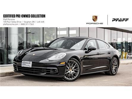 2018 Porsche Panamera 4 e-Hybrid (Stk: U8340) in Vaughan - Image 1 of 22