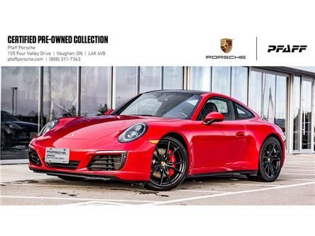 2019 Porsche 911 Carrera 4S Coupe PDK (Stk: U8342) in Vaughan - Image 1 of 22