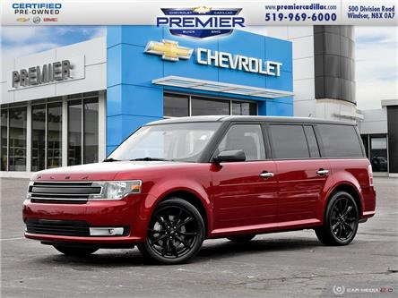2019 Ford Flex SEL (Stk: P19296) in Windsor - Image 1 of 27
