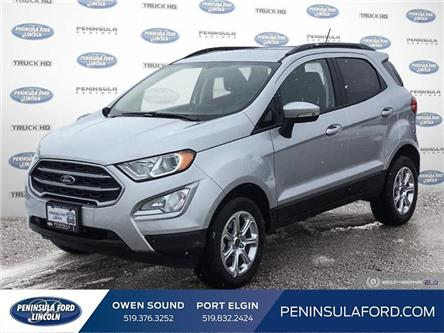 2019 Ford EcoSport SE (Stk: 19EC03) in Owen Sound - Image 1 of 25
