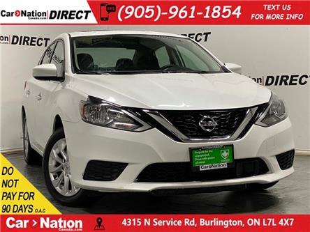 2018 Nissan Sentra  (Stk: DRD2953) in Burlington - Image 1 of 37