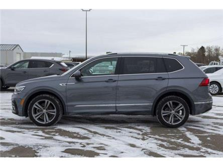 2018 Volkswagen Tiguan Highline (Stk: V1043) in Prince Albert - Image 2 of 11