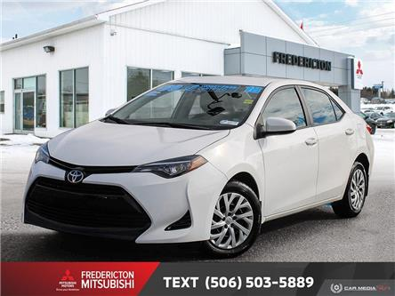 2018 Toyota Corolla LE (Stk: 191180A) in Fredericton - Image 1 of 24