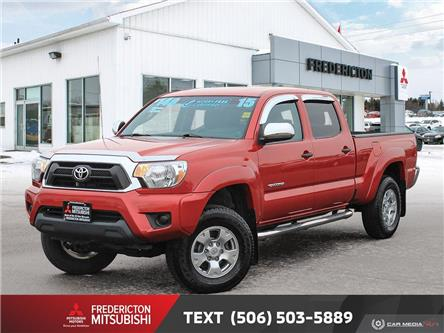 2015 Toyota Tacoma V6 (Stk: 191260A) in Fredericton - Image 1 of 23