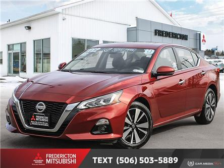 2019 Nissan Altima 2.5 SV (Stk: 190051A) in Fredericton - Image 1 of 24