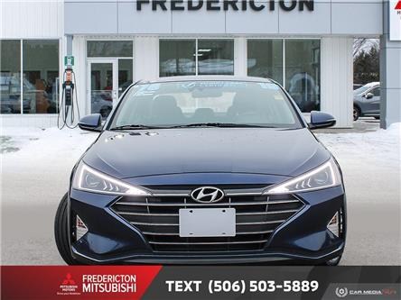 2019 Hyundai Elantra Preferred (Stk: 190863A) in Fredericton - Image 2 of 25