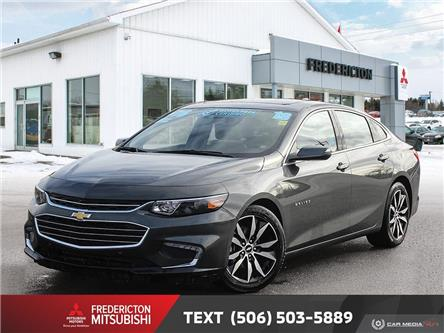 2018 Chevrolet Malibu LT (Stk: 191082A) in Fredericton - Image 1 of 23