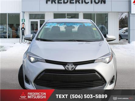 2018 Toyota Corolla LE (Stk: 191183A) in Fredericton - Image 2 of 22
