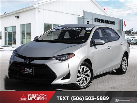2018 Toyota Corolla LE (Stk: 191179A) in Fredericton - Image 1 of 23