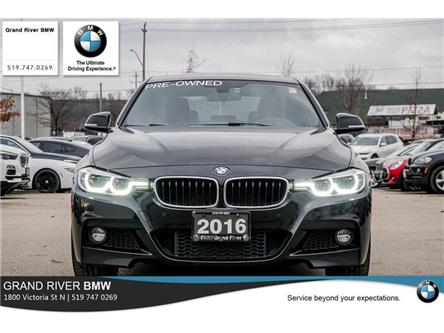 2016 BMW 340i xDrive (Stk: PW5127) in Kitchener - Image 2 of 22