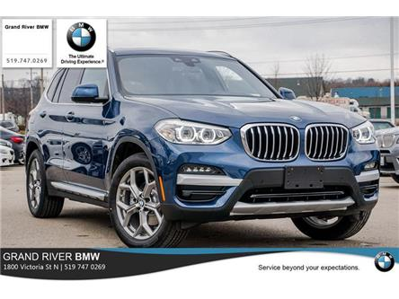 2020 BMW X3 xDrive30i (Stk: T10896A) in Kitchener - Image 1 of 22