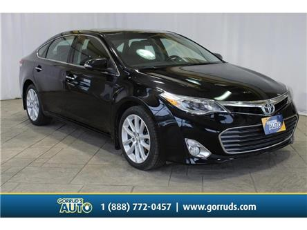 2015 Toyota Avalon  (Stk: 140307) in Milton - Image 1 of 47