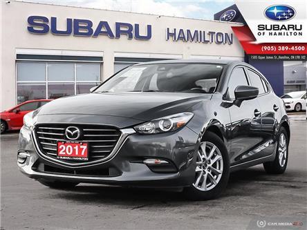 2017 Mazda Mazda3 Sport GS (Stk: S7973A) in Hamilton - Image 1 of 21
