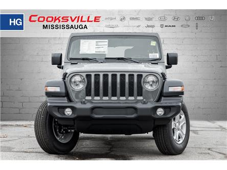 2020 Jeep Wrangler Sport (Stk: LW192040) in Mississauga - Image 2 of 18