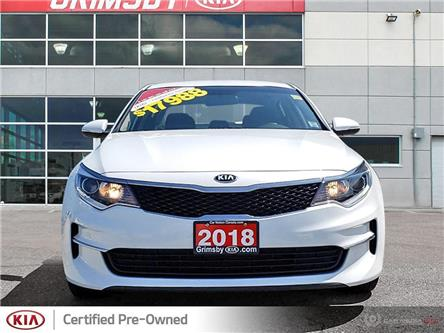 2018 Kia Optima LX (Stk: U1702) in Grimsby - Image 2 of 25