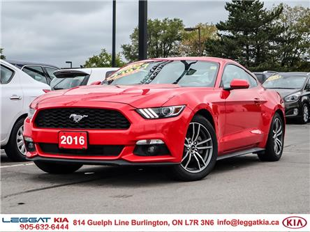 2016 Ford Mustang  (Stk: W0195) in Burlington - Image 1 of 24