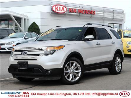2015 Ford Explorer Limited (Stk: W0196) in Burlington - Image 1 of 28