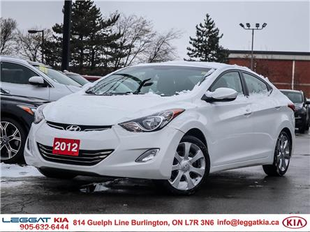 2012 Hyundai Elantra  (Stk: 906046A) in Burlington - Image 1 of 27