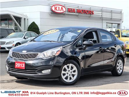 2013 Kia Rio LX+ (Stk: 906045A) in Burlington - Image 1 of 23