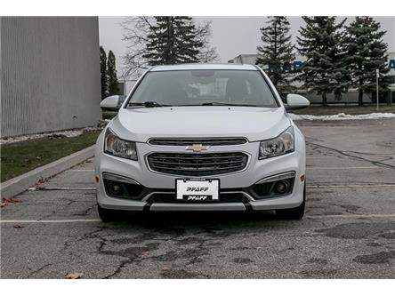 2016 Chevrolet Cruze Limited 2LT (Stk: 22085AA) in Mississauga - Image 1 of 20