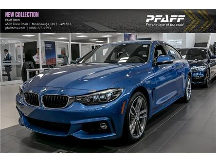 2019 BMW 440i xDrive Gran Coupe (Stk: 21774) in Mississauga - Image 1 of 22