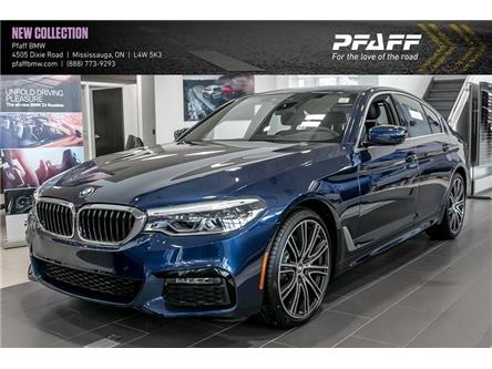 2019 BMW 530i xDrive (Stk: 22298) in Mississauga - Image 1 of 22