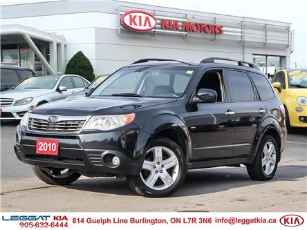 2010 Subaru Forester  (Stk: W0167AB) in Burlington - Image 1 of 25