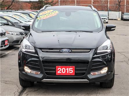 2015 Ford Escape Titanium (Stk: 2447) in Burlington - Image 2 of 27