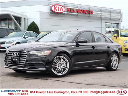 2012 Audi A6  (Stk: W0211) in Burlington - Image 1 of 30