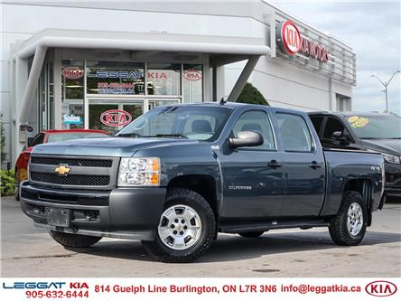 2013 Chevrolet Silverado 1500 WT (Stk: W0219) in Burlington - Image 1 of 22
