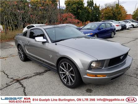 2009 Ford Mustang V6 (Stk: W0220) in Burlington - Image 1 of 6
