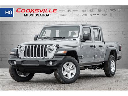 2020 Jeep Gladiator Sport S (Stk: LL155318) in Mississauga - Image 1 of 18