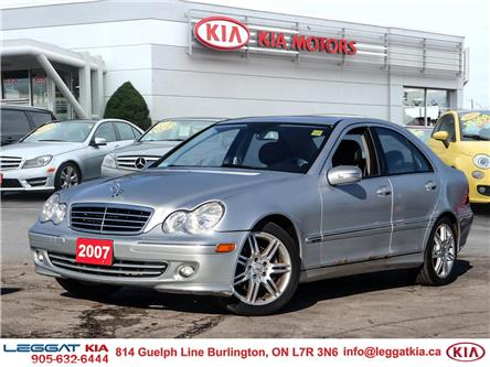 2007 Mercedes-Benz C-Class  (Stk: 912020AC) in Burlington - Image 1 of 25