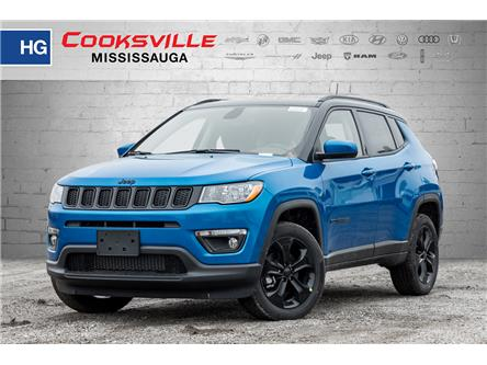 2020 Jeep Compass North (Stk: LT129537) in Mississauga - Image 1 of 19