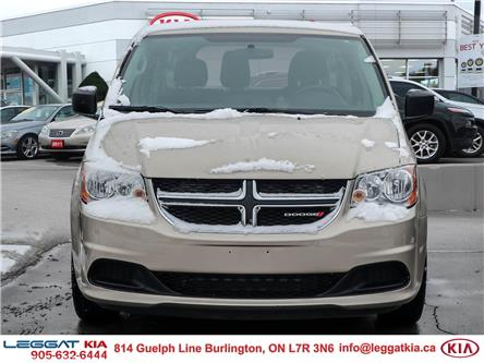 2015 Dodge Grand Caravan SE/SXT (Stk: 2A8005A) in Burlington - Image 1 of 18