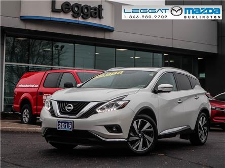 2015 Nissan Murano  (Stk: 198145A) in Burlington - Image 1 of 30