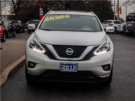 2015 Nissan Murano  (Stk: 198145A) in Burlington - Image 2 of 30
