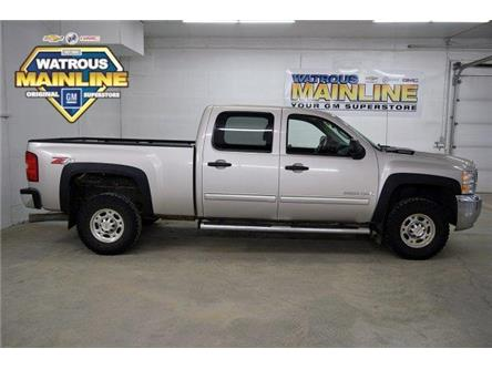 2009 Chevrolet Silverado 2500HD WT (Stk: K1691A) in Watrous - Image 1 of 29